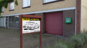 AED taxi Hompes